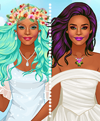 Angels Dress Up Game