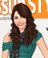 Victoria Justice Magazine Cover Dress Up Game