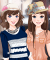 Tokyo Cool Vacation Dress Up Game