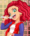 Auriana LoliRock Dress Up Game
