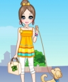 Dogwalker Dress Up Game