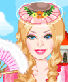 Barbie Rococo Dress Up Game