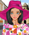 Unique Hats Dress Up and Make Up Game