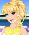 Cheerleader Makeover Game