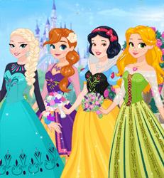 Princess Dream Dress Design Game