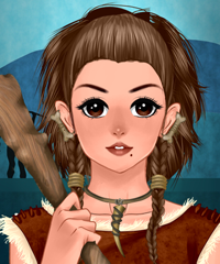 World History Avatar Creator Prehistoric Game