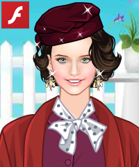 Screen Style The Marvelous Mrs Maisel Dress Up Game