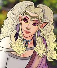 Elven Fashion Maker Game