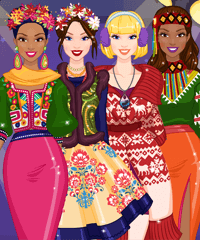 Around the World 2 Fashion Game