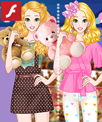 Goldilocks Today Dress Up Game