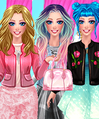 Stella Diva vs Hipster Dress Up Game