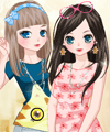 In Town Sweet Pie Dress Up Game