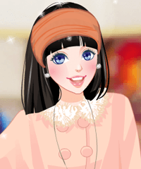 Top College Girl Dress Up Game