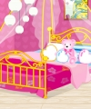Princess Bedroom Decoration