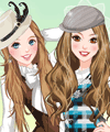 Besties Dress Up Game