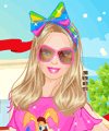 Barbie Shopping Dress up Game
