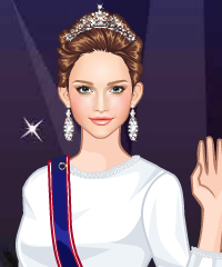 Royal Wedding Guest Dress Up Game