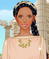 Greek Girl Hair Styles Makeover Game