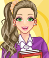 Student Look Dress Up Game