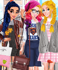 Cinderellas Back to School Collection Game
