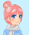 Sugar Plum Winter Dress Up Game