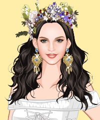Sicilia Passion Dress Up Game