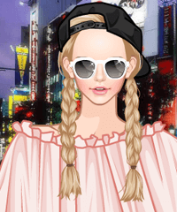 Harajuku Screenshots Dress Up Game