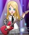 Rockstar Teen Dress Up Game