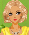 Glamour Looks Dress Up Game