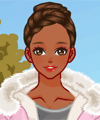 Winter Boots Dress Up Game