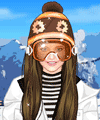 Ski Season Dress Up Game
