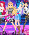 Barbie in a Disney Rock Band