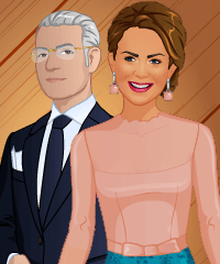 Runway Studio Duchess Kate to Gala Dress Up Game