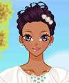 Puff Sleeves Dress Up Game