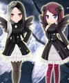 Dark Angels Dress Up Game