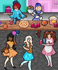 Yummy Market Decorating Design Game