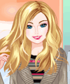 Bohemian for Winter Dress Up Game
