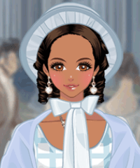Regency Gowns Dress Up Game