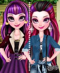 Raven Queen Pinterest Diva Dress Up Game