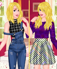 Spotlight on Princess Teen Fashion Trends Dress Up Game