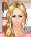 Sheer and Lacy Dress Up Game