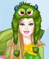 Barbie Monster Outfits Dress Up Game