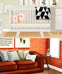 Princesses Interior Design Challenge Game