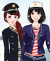 Navy Costume Dress Up Game